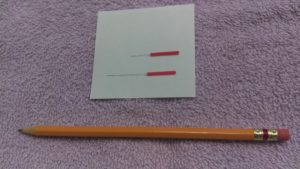 Needle size