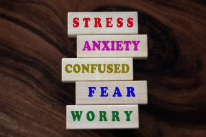 Acupuncture helps Stress Anxiety Worry Fear