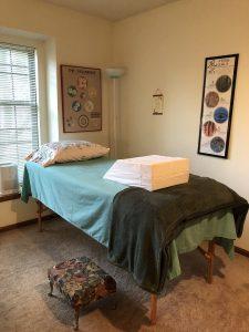 Location - Treatment room